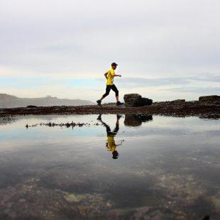 Correr por la montaña es descubrir la montaña de otra manera.