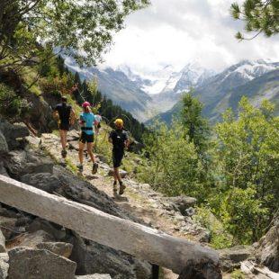 Carrera de montaña Sierre-Zinal
