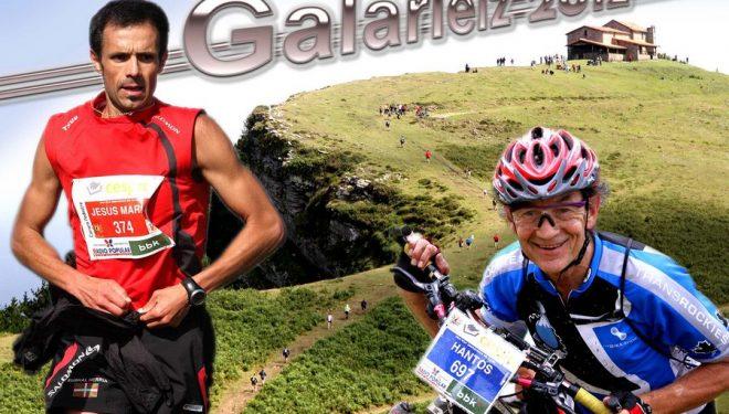 Cartel de la Galarleiz 2012