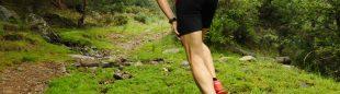 Corredor en la primera edición del Gran Trail Peñalara