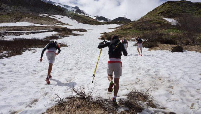 La nieve, uno de los peligros para la hipotermia