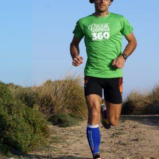 El atleta de ultrafondo Arnau Julià