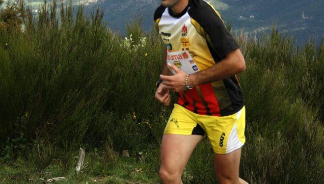 Jessed Hernández en el Kilómetro Vertical de Alres/Tech 2011
