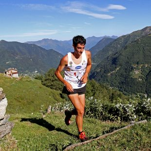 Kilian Jornet en el Ultra Trail Mont Blanc de 2011