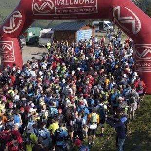 Salida del Trail del Andorra Ultra Trail Vallnord 2012