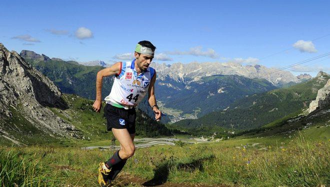 El corredor de montaña rumano Ionut Alin Zinca