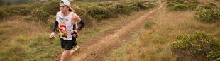 ganador de la Helly Hansen Ultra Trail Collserolla by Compressport