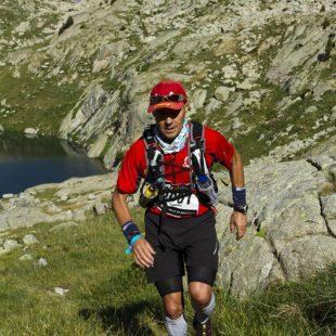 Salvador Calvo –ganador Vuelta Aneto-