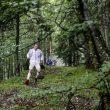 Iker Karrera en la Gore-Tex Transalpine Run 2012