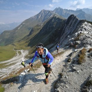 Gore-Tex Transalpine Run 2012