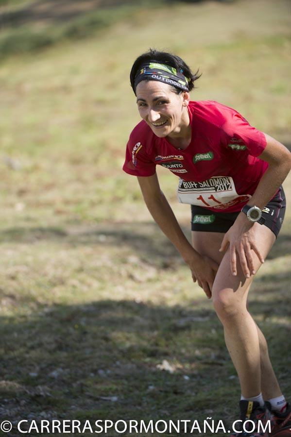 Azara García ganadora de la Zegama Aizkorri 2015