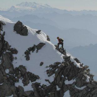 Travesía Courmayeur-Chamonix de Kilian Jornet. Summits of my life.