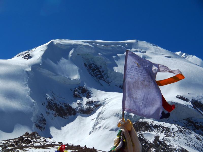 Paisaje del recorrido del Trail por etapas The Himalaya Ring que se celebrará en 2014