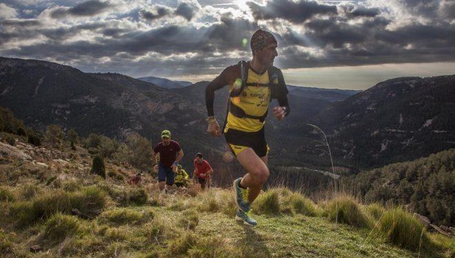 Ramón Recatalá en el Training Camp Penyagolosa Trails CSP 115
