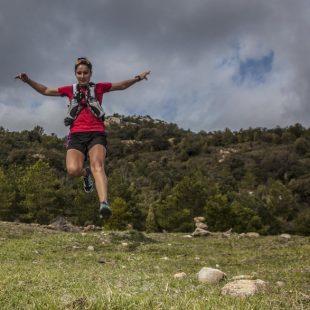 Iván Ortiz en el Training Camp Penyagolosa Trails CSP 115