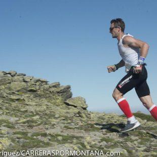 Luis Alonso Marcos vencedor 60K Gran Trail Peñalara 2013