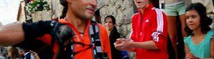 Óscar Pérez en el Gran Trail Trangoworld Aneto-Posets