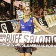 Leire Agirrezabala vencedora en categoría femenina Flysch Trail 2013