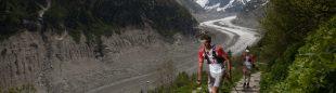 François DHaene en los 80 km del Mont Blanc