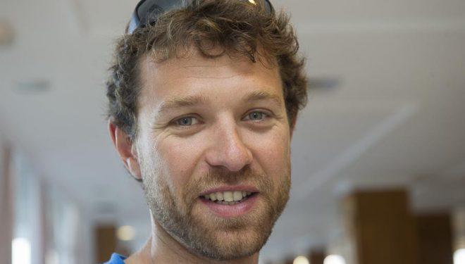 François D'Haene. Transvulcania 2013.