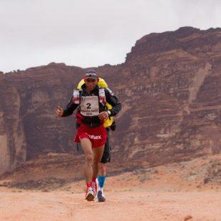 en el Sahara Race del circuito 4 Deserts
