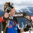 Laetitia Roux en el Campeonato de Europa de Esquí de Montaña 2014 (Vertical Race)