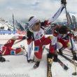Laetitia Roux en la Final Copa Mundo Esquí de Montaña Tromsø (individual Race)