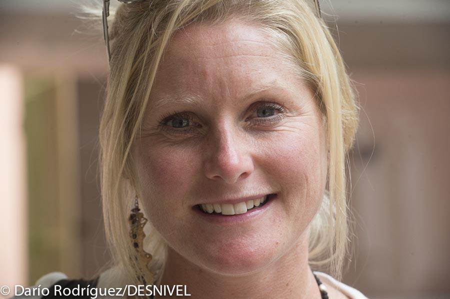Anna Frost ganadora año pasado no podrá participar por lesión en la Transvulcania 2013