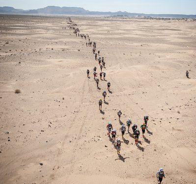 Marathon des Sables 2014