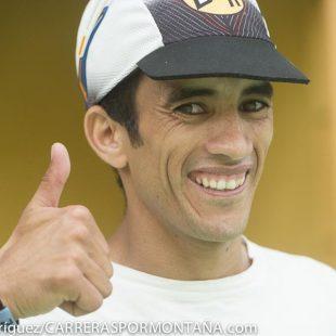 Zaid Ait Malek ganador Maratón Alpino Madrileño 2014