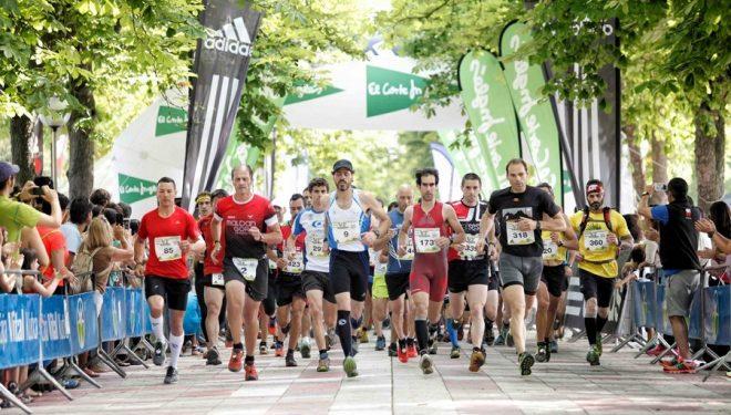 Salida Races Trail Running Vitoria 2014