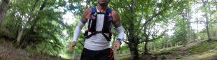 Zigor Iturrieta en la Transpirenaica 2014