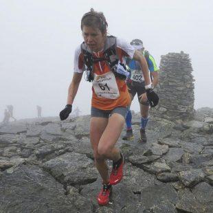 Laura Orgué gana la Sportiva Skaala Uphill (17 agosto 2014) en Noruega