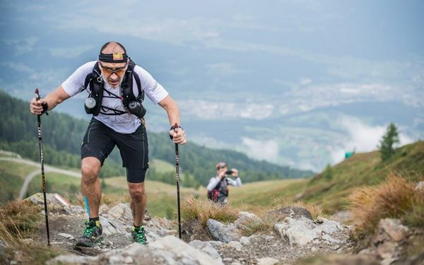 El material es un apartado clave para poder correr por la montaña