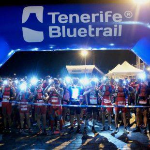 Salida de la Tenerife Bluetrail 2014