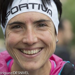 Maite Maiora ganó en categoría femenina la Skyrace de Limone 2014