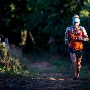 Anna Frost en la Coastal Challenge 2015
