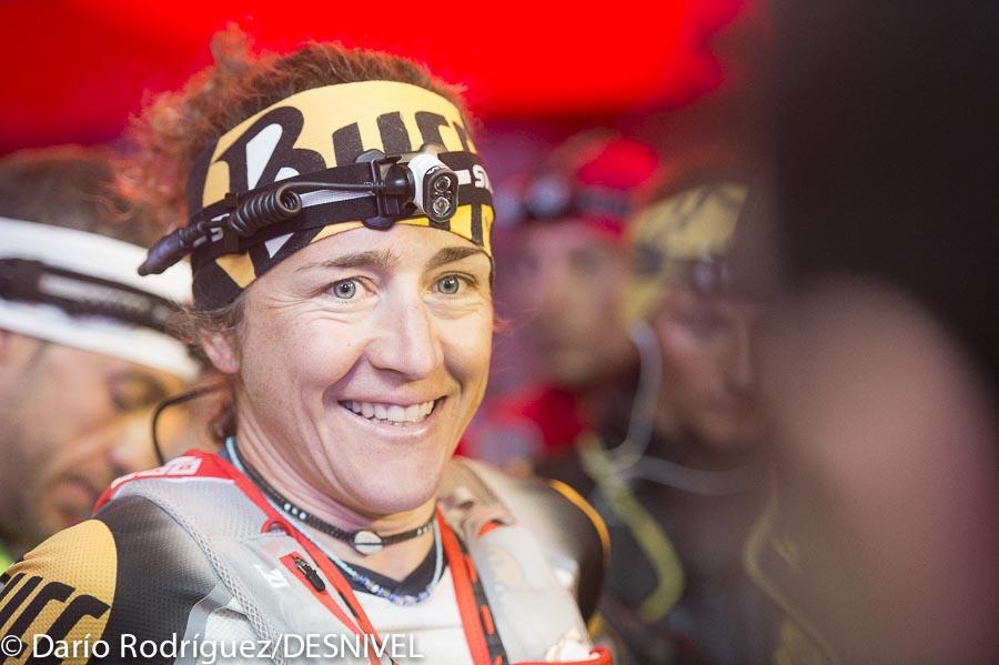 Nuria Picas ganadora de la Transgrancanaria 2015