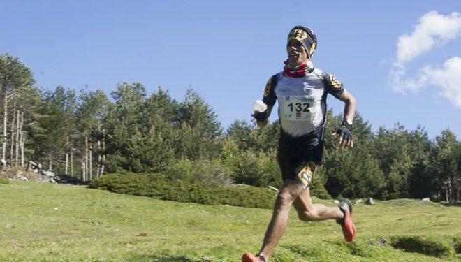 Zaid Ait Malek vencedor Maratón Alpino Madrileño 2014