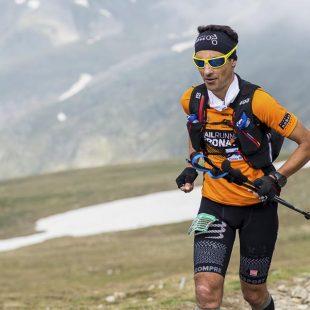 Toti Bes ganador del Trail Ulldeter 2015