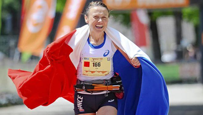 Caroline Chaverot segunda en el  Campeonato del Mundo de Ultra Trail 2015