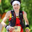 Maite Maiora llega meta en el Campeonato Mundo Ultra Trail Annecy (IAU Trail World Championships 2015)