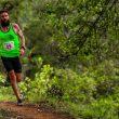 El corredor canadiense Rob Krar