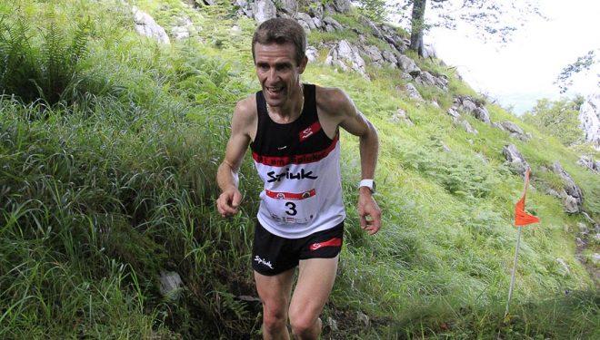 Aitor Osa ganador del Kilómetro Vertical Mosquiteru 2015