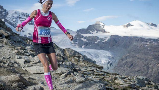 Elisa Desco en la Matterhorn Ultraks 46K 2014