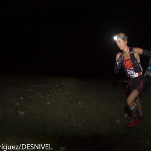 Paula Cabrerizo segunda en el  kilómetro vertical (Nit del Pirineu) Ultra Pirineu 2015