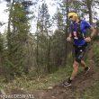 La felicidad de Zaid Ait Malek al llegar a meta en segunda posicion Ultra Pirineu 2015
