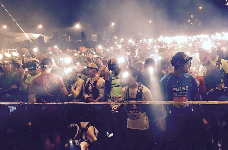 Salida del Festival des Templiers 2015