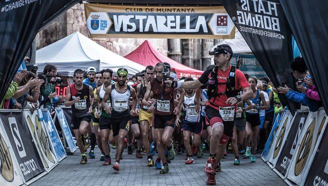 Salida de la Cursa per Muntanya de Vistabella 2015
