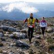 Francisco Javier y Ruth en la II Vertical Trail a La Sarga 2015